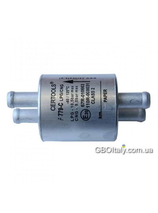 Фильтр паровой фазы газа 11x2/11x2 GreenGas