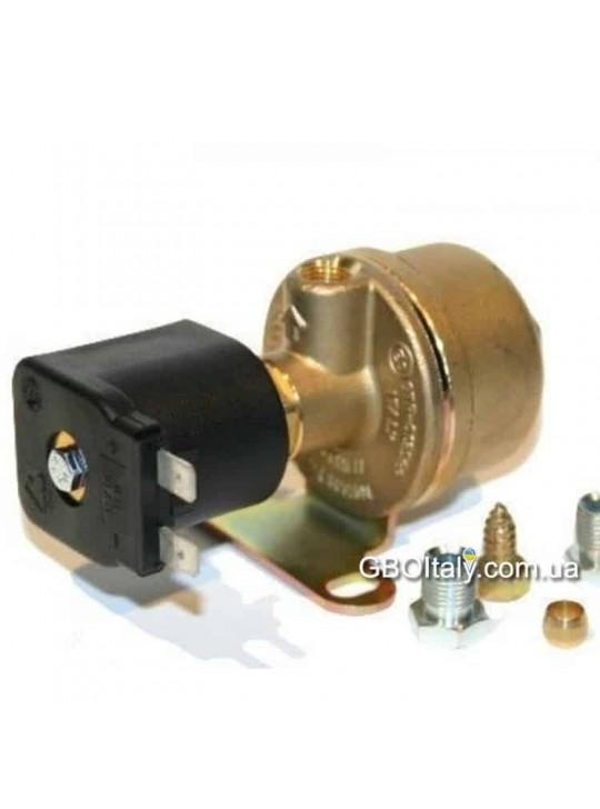 Электроклапан газа Tomasetto, вход D6 (M10x1), выход D6 (M10x1)