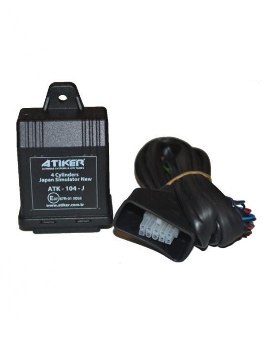 Эмулятор инжектора Atiker 4 цилиндра без разъема