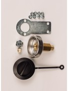 ВЗУ для установки в бензо-заправочный люк, короткий Tomasetto